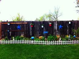 Collection in Ideas For Decorative Garden Fence Decorative Garden Fencing  Ideas Margarite Gardens