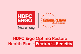 Life insurance health insurance claims process hdfc life. Hdfc Ergo Optima Restore Health Plan Features Benefits