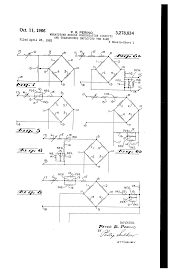Patent us3278834 wheatstone bridge pensation circuits and drawing 4 pin 12v relay wiring diagram
