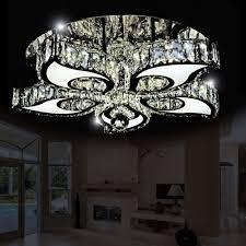Deckenlampe Kronleuchter Atris 24 Led Kristall Deckenleuchte