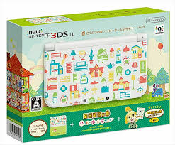 3ds Xl Happy Home Designer Bundle Model Nintendo 3ds Ll Animal Crossing Happy Home Designer Pack