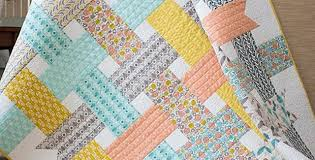 Ribbon Box Quilt Proves That Sometimes Simple is Best Quilting Digest Classy Quilt Patterns