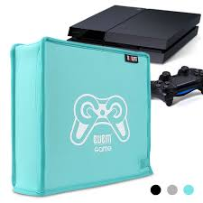 sony playstation 4 pro. for sony playstation 4 pro ps4 slim dust cover soft waterprooft guard protect sleeve case playstation