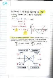 beautiful math solving trig equations