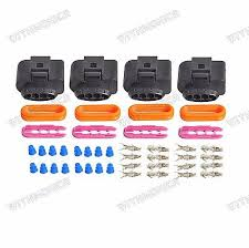 4 audi vw ignition coil connector repair kit harness wiring fits audi vw ignition coil wiring harness connector repair kit a4 a6 a8 passat jetta