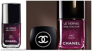 Chanel Lak Na Nehty Nail Colour 583 Taboo