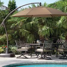patio umbrellas costco.  Umbrellas Costco Cantilever Patio Umbrella To Umbrellas Costco O