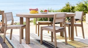 5 stylish outdoor dining pieces for