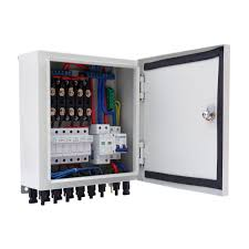 compare prices on solar combiner box online shopping buy low 6 string solar pv combiner box w circuit breakers surge lightning protection