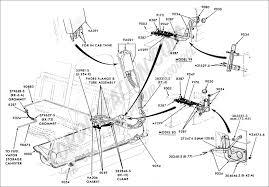 Diagram 1990 ford ranger parts diagram