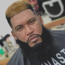 Black Men Beard Chart Trend 2019 Black Men Beards Styles Mens Hairstyles And