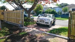 solar sliding gate opener kit installation