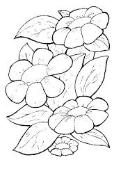 Small Picture Easter Spring Flowers Coloring Pages Womanmatecom
