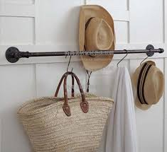 Industrial Pipe Coat Rack Fascinating American LOFT Nostalgic Style Of The Old Industrial Pipe Coat Rack