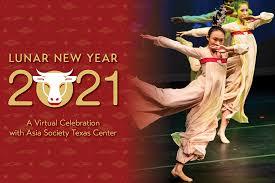 Lunar New Year 2021: A Virtual Celebration