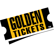 Image result for golden tickets