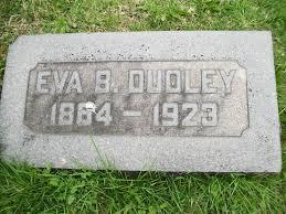 Eva (Iva) B. Dudley (1864-1923) - Find A Grave Memorial