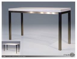 Metal Top Tables Dining U2013 MitventurescoStainless Steel Top Dining Table