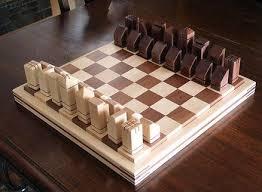 Handmade Wooden Board Games Unique Handmade Wooden Chess Set LumberJocks Projects 61