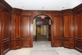how to decorate wood paneling without painting arch ideas