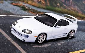 Toyota Supra [Add-On | Stock / Tuning] - GTA5-Mods.com