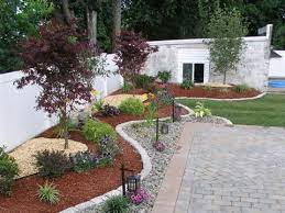Small Picture No Grass Front Yard Landscaping Ideas front yard mediterranean