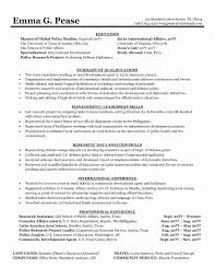 Public Health Resume Sample Combination Resume Examples Unique Functional Resume Layout 66