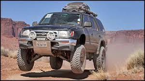 Mud terrain tires, all terrain tires, urban all terrain tires 3rd Gen Toyota 4runner Long Travel Total Chaos Fabrication