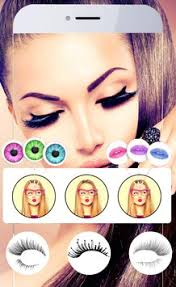 you makeup camera selfie apk screenshot