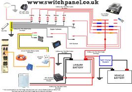 teardrop camper wiring diagram to 12v 240v vw pinterest the road caravan 240v wiring diagram at Campervan 240v Wiring Diagram