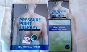 Dr Michael Pinkus Pressure Point Therapy Kit Dvd Omni