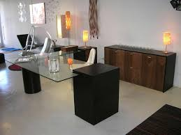glass top office desk. Image Of: Glass Top Office Furniture Contemporary Desk