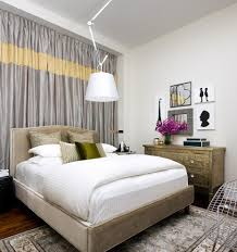 Mismatched Bedroom Furniture Drapes Curtains For Bedroom Eclectic With Mismatched Nightstands