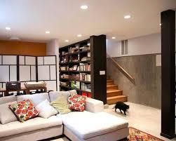 Basement Living Room Ideas Simple Decoration