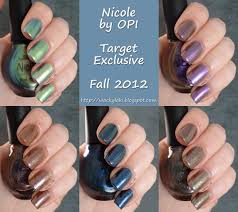 Mast Lifestyle Nicole By Opi Target Exclusive For Fall