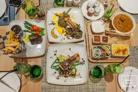 the garden grill restaurant dubai