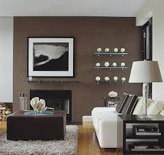 view in gallery chocolate brown accent wall