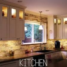 Above Kitchen Cabinet Lighting Ideas Awesome Design