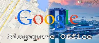 google office contact. google office in singapore contact b