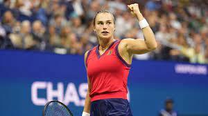 Aryna Sabalenka comes so close again ...