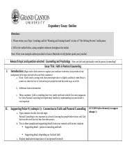 unv r expository essay outline expository essay 4 pages expository essay outline