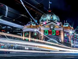 long exposure melbourne australia
