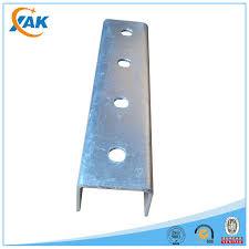China U Type Steel Channel U Typed Channel Steel Unequal