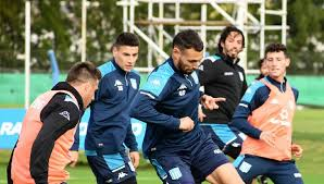 Racing takes on rentistas at the estadio presidente juan domingo perón in the 6th and final round of group matches in the conmebol libertadores. 3z9pjx7hfsc Hm