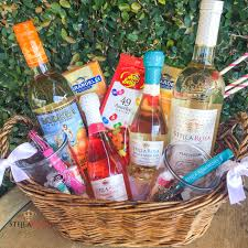 red wine gift baskets photo 1
