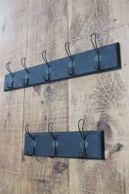 Vintage Style Coat Rack Style Dark Wood Coat Rack Available in 100 Sizes 2