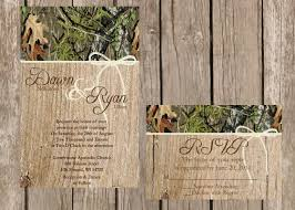 Camo Wedding Invitations - plumegiant.Com