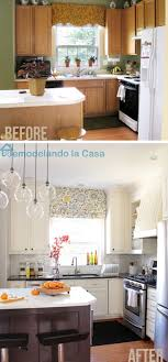 White Kitchen Cabinet Makeover Best 20 Small Kitchen Makeovers Ideas On Pinterest Small
