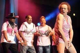 richard simmons woman. the national inquirer broke a story yesterday that fitness guru and celebrity richard simmons has transformed into woman. woman