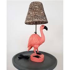 Flamingo Table Lamp Furniture Home Decor Lighting Supplies On